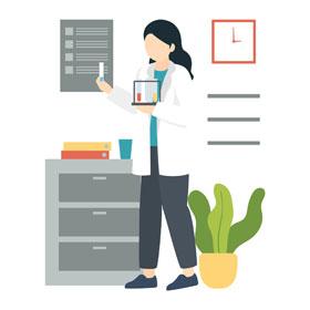 薬の情報を分析